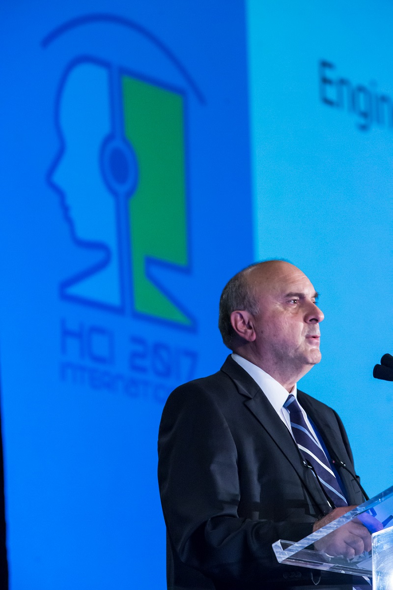 Constantine Stephanidis, General Chair of HCII 2017