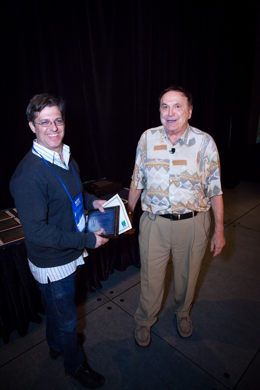 Best Paper Award for the Human Interface and the Management of Information thematic area
